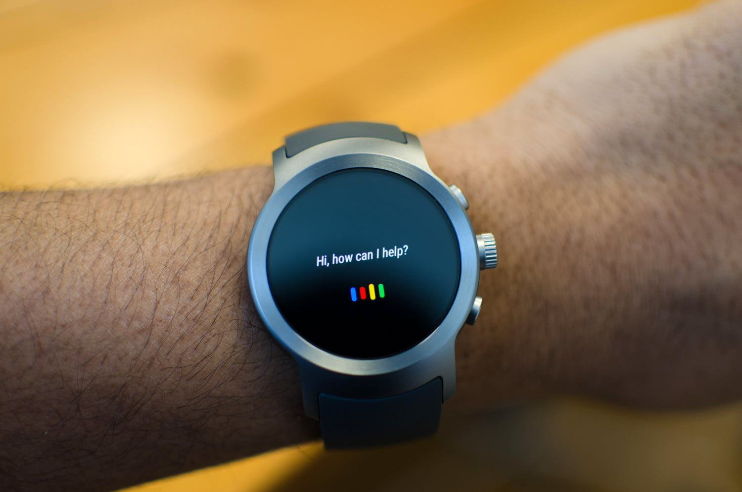 LG Watch Sport Review: Is Android Wear 2.0 Enough ...