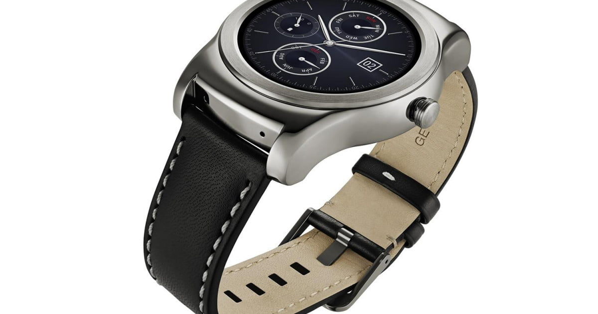 LG Watch Urbane Review | Android Wear Smartwatch
