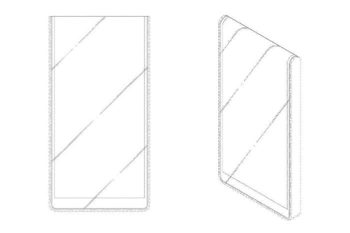 LG Just Patented A Crazy Phone Design With A Wrap-Around