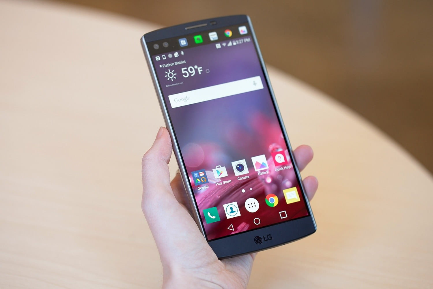 Lg V10 7 Common Problems And How To Fix Them Digital Trends Mobile Short Circuit Repair Tip
