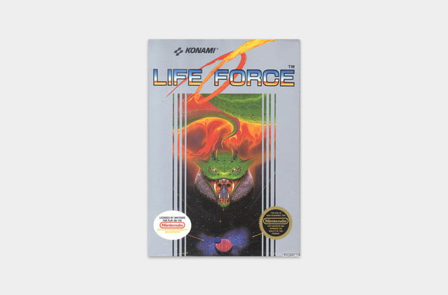 best nes games ever lifeforce cover