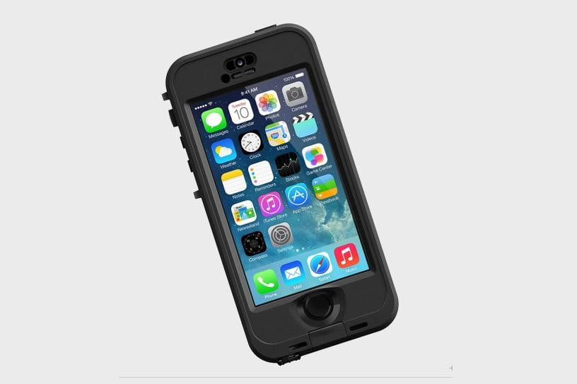 lifeproof nuud for iphone 5s lifeproof launches rugged n 252 252 d iphone 5s with touch 17779
