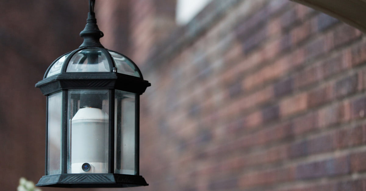 LightCam is a smart light bulb that is also a security camera