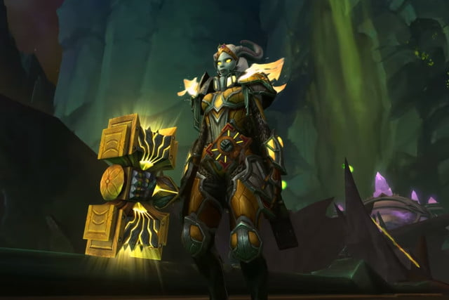 world of warcraft allied races guide lightforged paladin