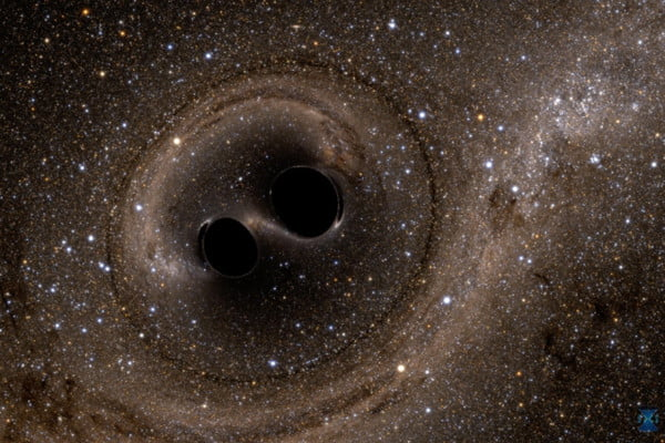 The hunt for colliding black holes is on, and you can help