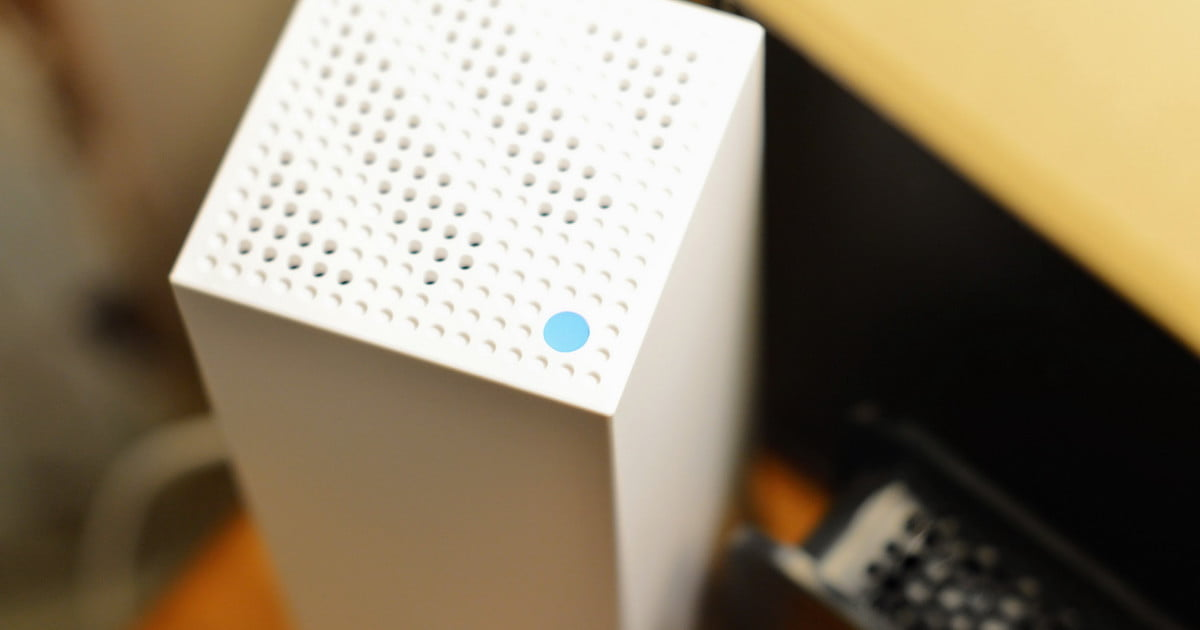 Linksys Velop Review Digital Trends