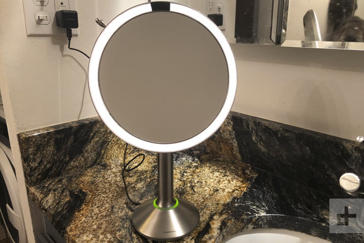 living with smart mirrors
