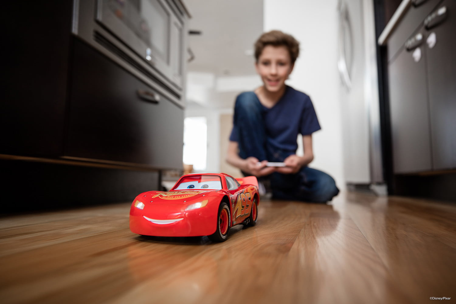 sphero s ultimate lightning mcqueen is a toy racing car for the ages