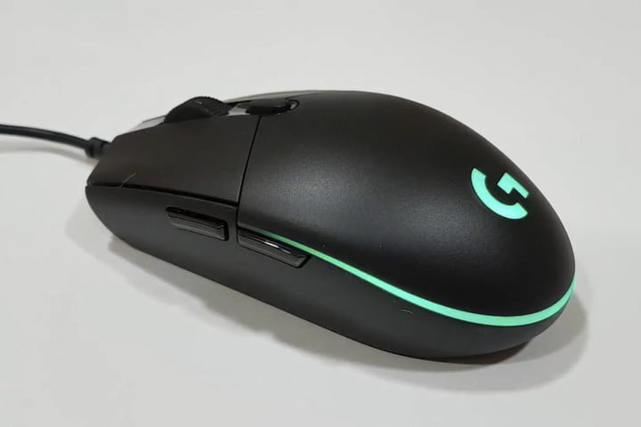 best gaming mouse logitech prodigy g203 lifestyle