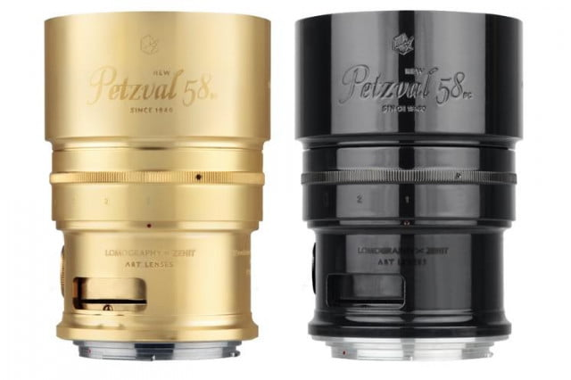lomographys new petzval 58 lens can create 7 levels of creative blurring lomography