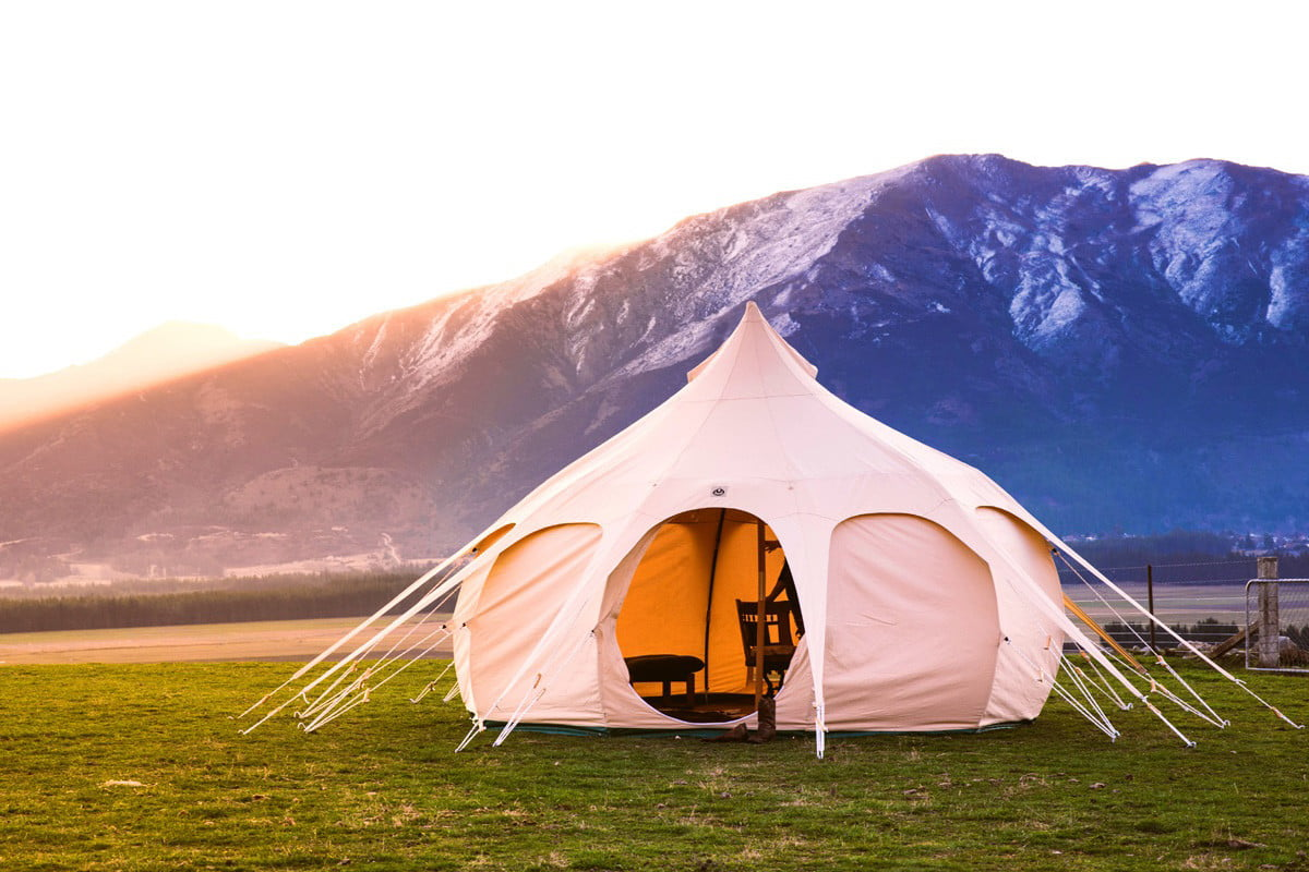 sc 1 st  Digital Trends & The Best Glamping Tents For Luxury Outdoor Adventures | Digital Trends