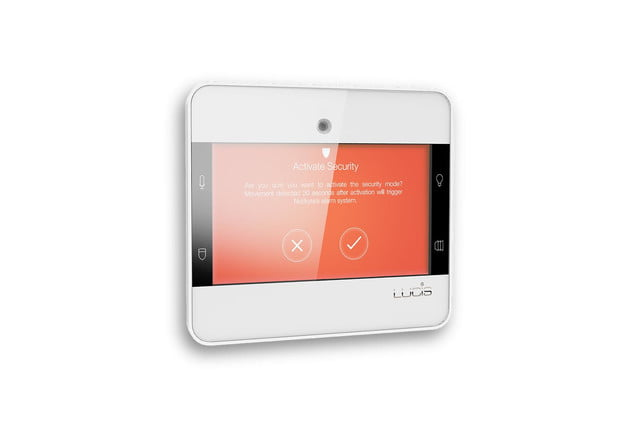 get a weather alert then use the intercom to tell your wife grab an umbrella with this smart home hub lucisnubrytesecurity111