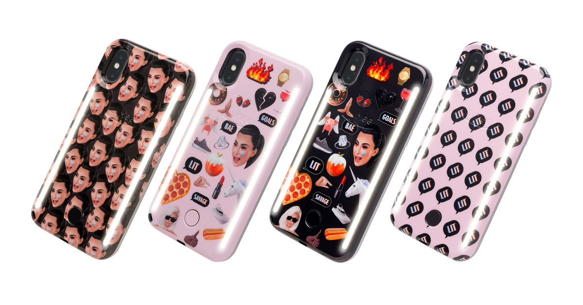 Lumee Officially Launches New Kimoji Smartphone Cases