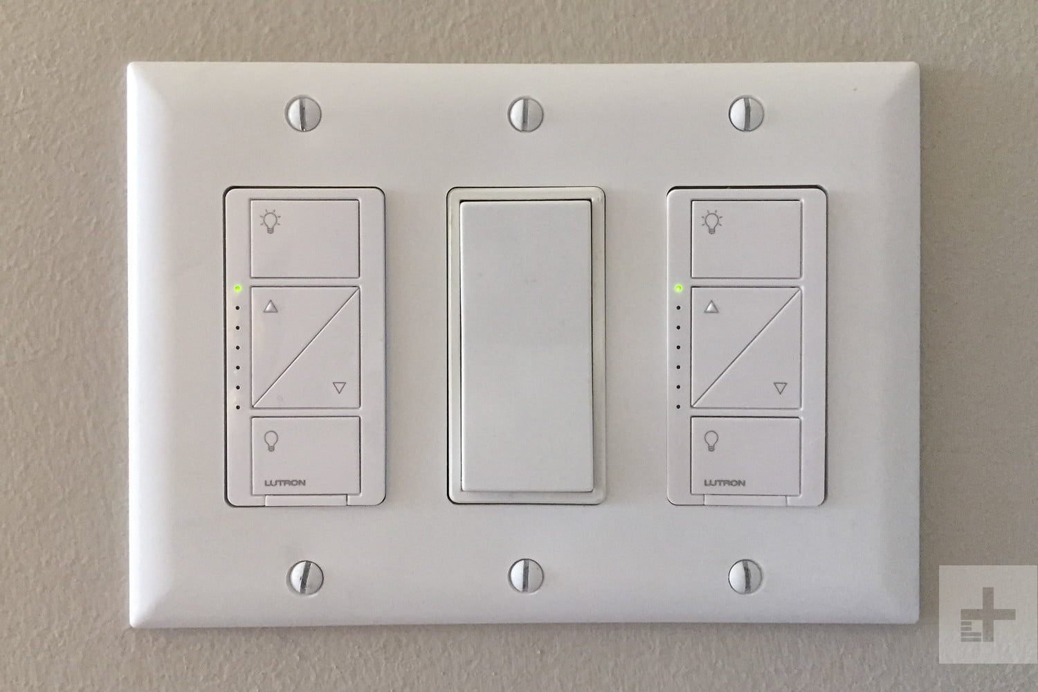 control4 light switch dimmer shelly lighting