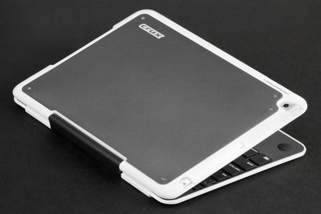 this ipad air case aims to turn your tablet into an ios macbook cruxcase cruxencore kickstarter mac 10