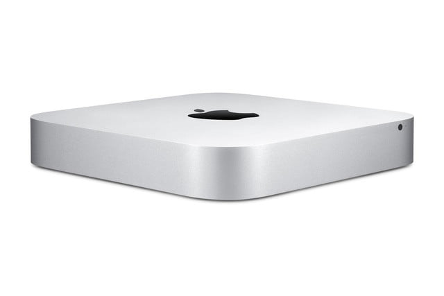 mac mini 2014 update news angled press image