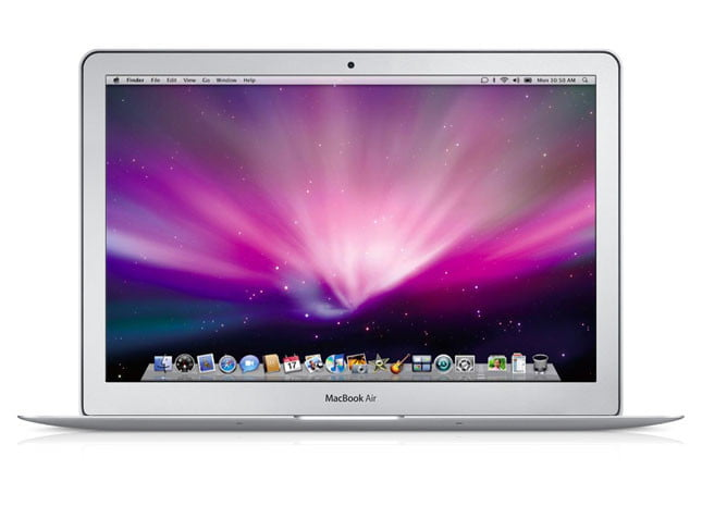 apple macbook air 11 6 inch review page 2 digital trends. Black Bedroom Furniture Sets. Home Design Ideas