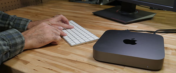 Why get anything bigger? The new Mac Mini is all the desktop you need