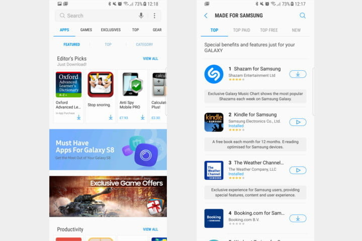 galaxy s8 tips and tricks made for samsung apps