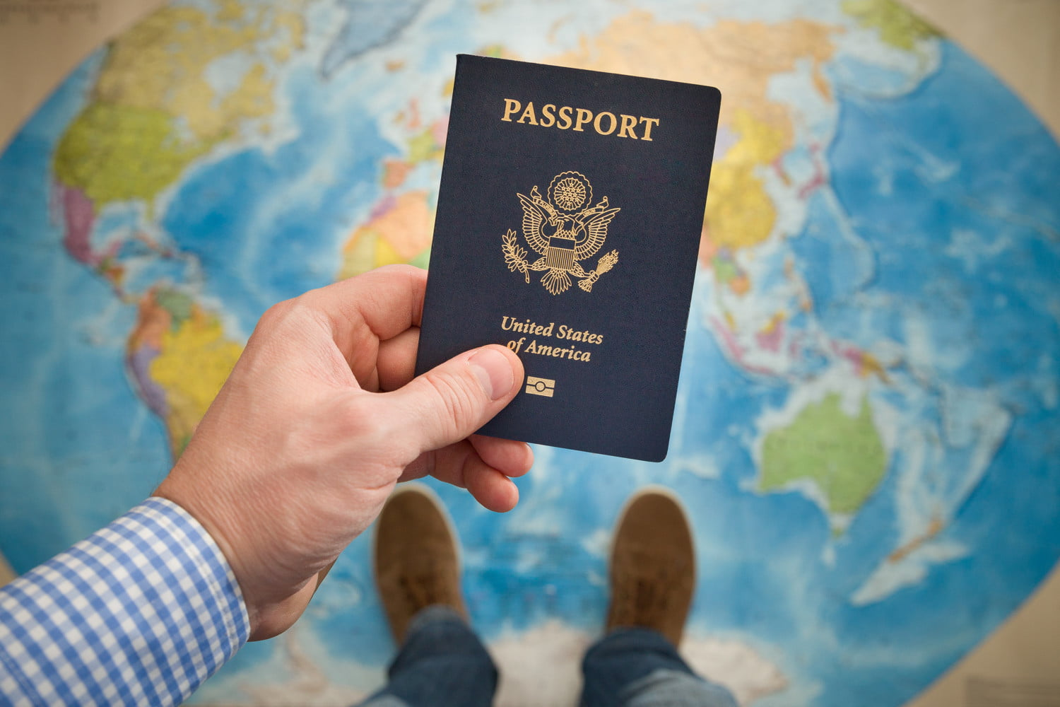 Collect documents for obtaining or replacing a passport - easier