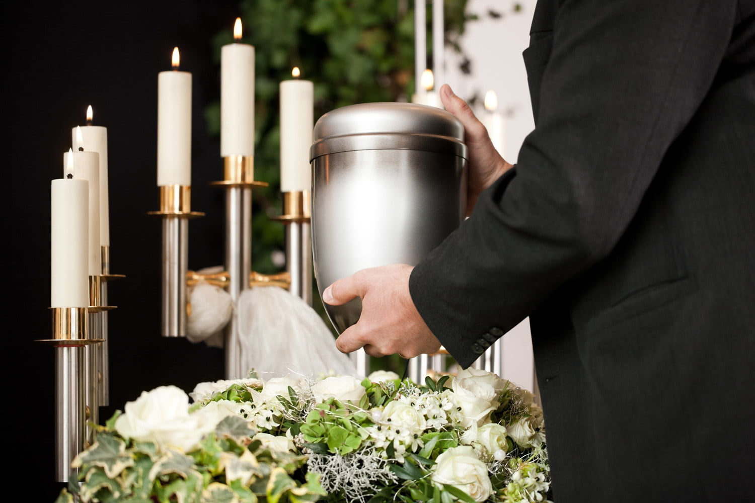 Keeping Dna Instead Of Ashes Is The New Funeral Ritual Digital Trends