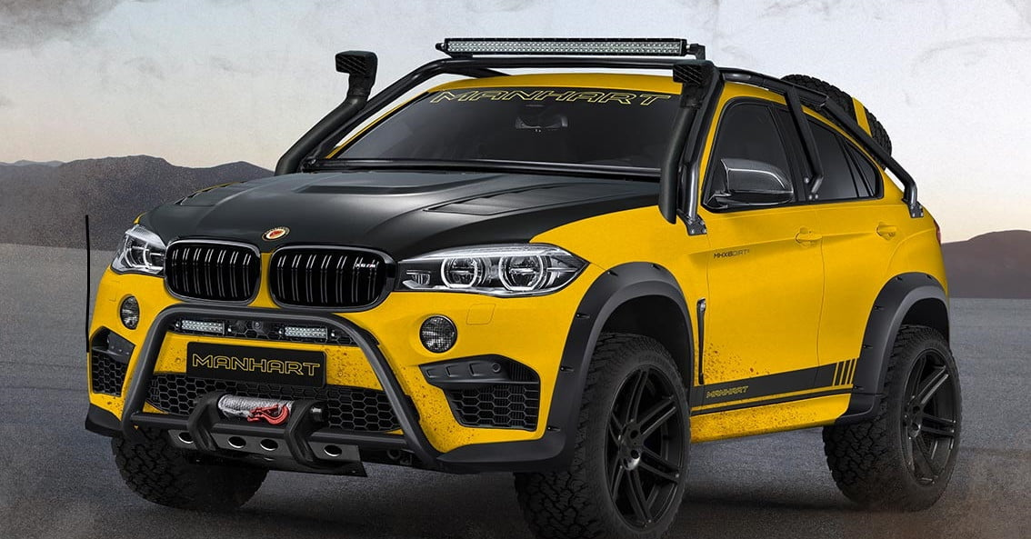 Manhart Bmw X6 News Pictures Specs Price Performance Digital