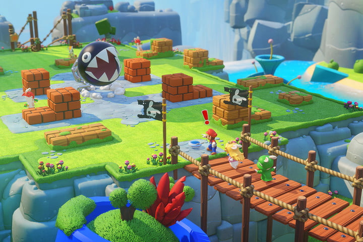 This Nintendo Switch bundle gets you Mario + Rabbids Kingdom Battle for free 6be0d21ab
