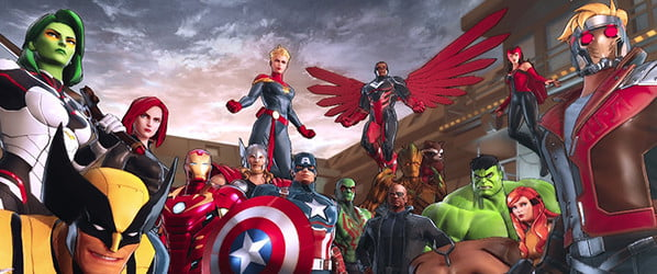 The gang's all here, but Marvel Ultimate Alliance 3 is another bland beat 'em up