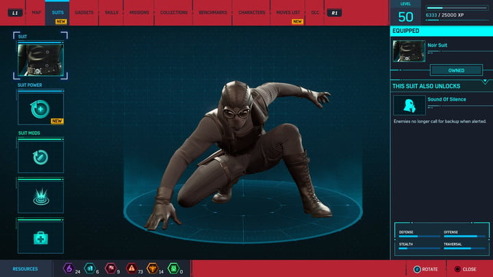 marvels spider man ps4 how to unlock every suit marvel s 20181213103401
