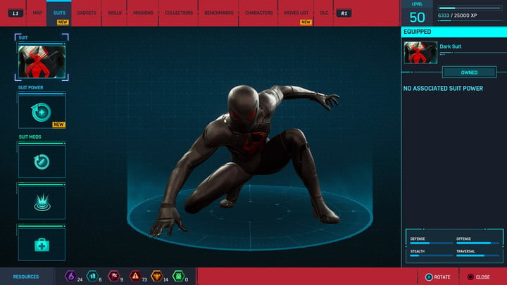 marvels spider man ps4 how to unlock every suit marvel s 20181213103642