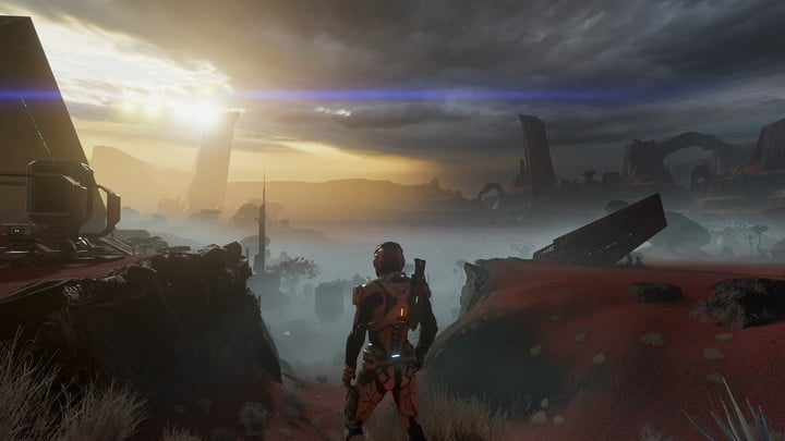 Mass Effect- Andromeda first impressions