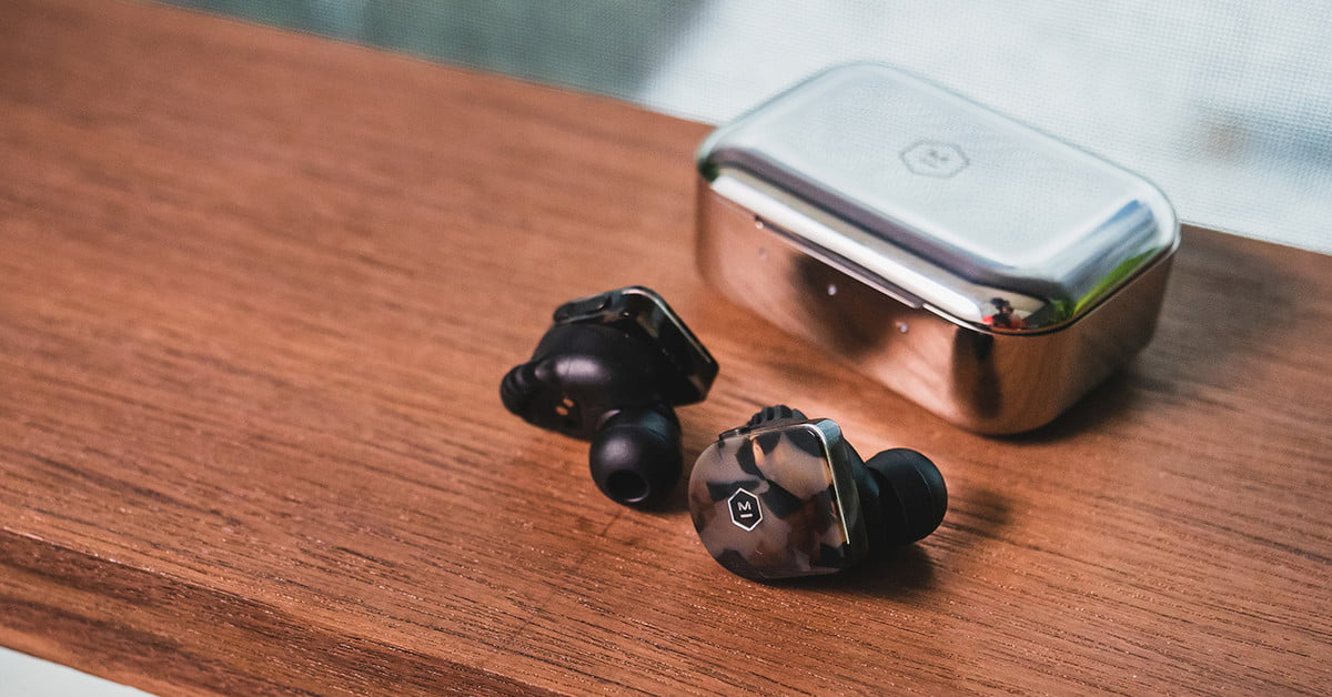 [Computer peripherals] Master and Dynamic MW07 True Wireless In-Ear Headphones Review