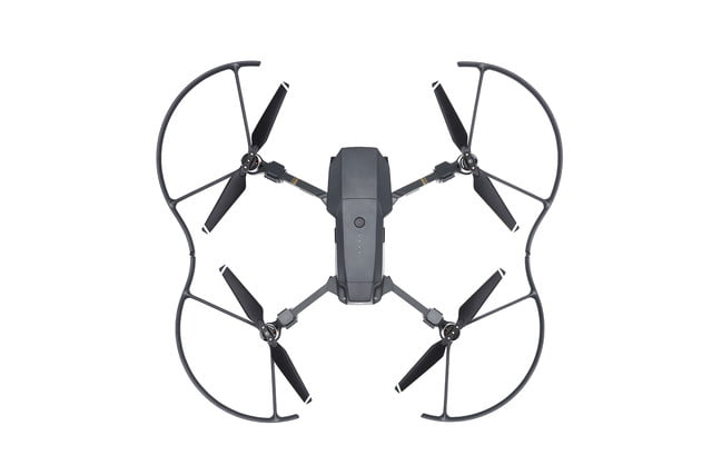 dji launches mavic pro accessories with propeller guard