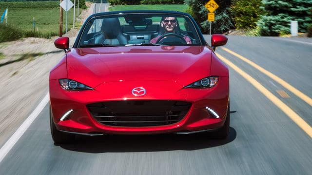 2016 car awards mazda mx 5