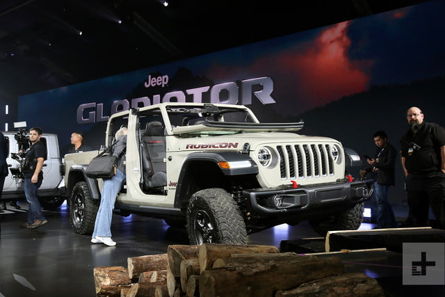 2020 Jeep Gladiator Is The Wrangler Based Pickup Of Your Dreams