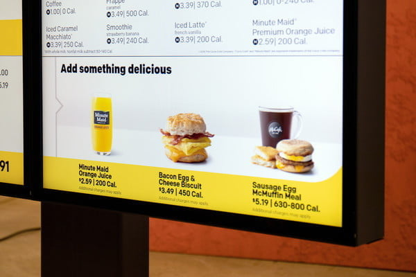 McDonald's Uses A.I. To Tempt You Into Extra Purchases at ...