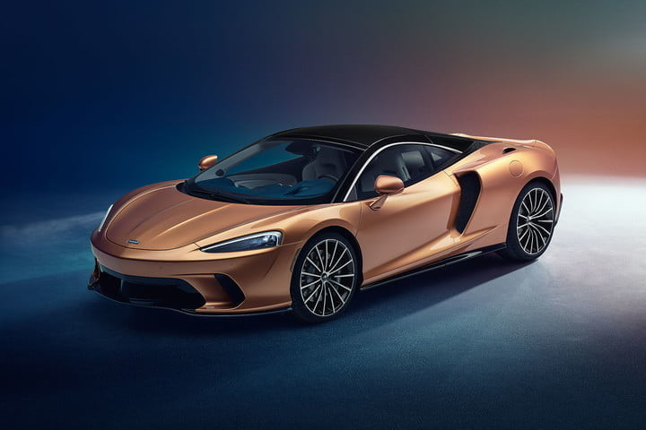 the recently revealed mclaren gt is a road trip ready supercar grand tourer 2019 3