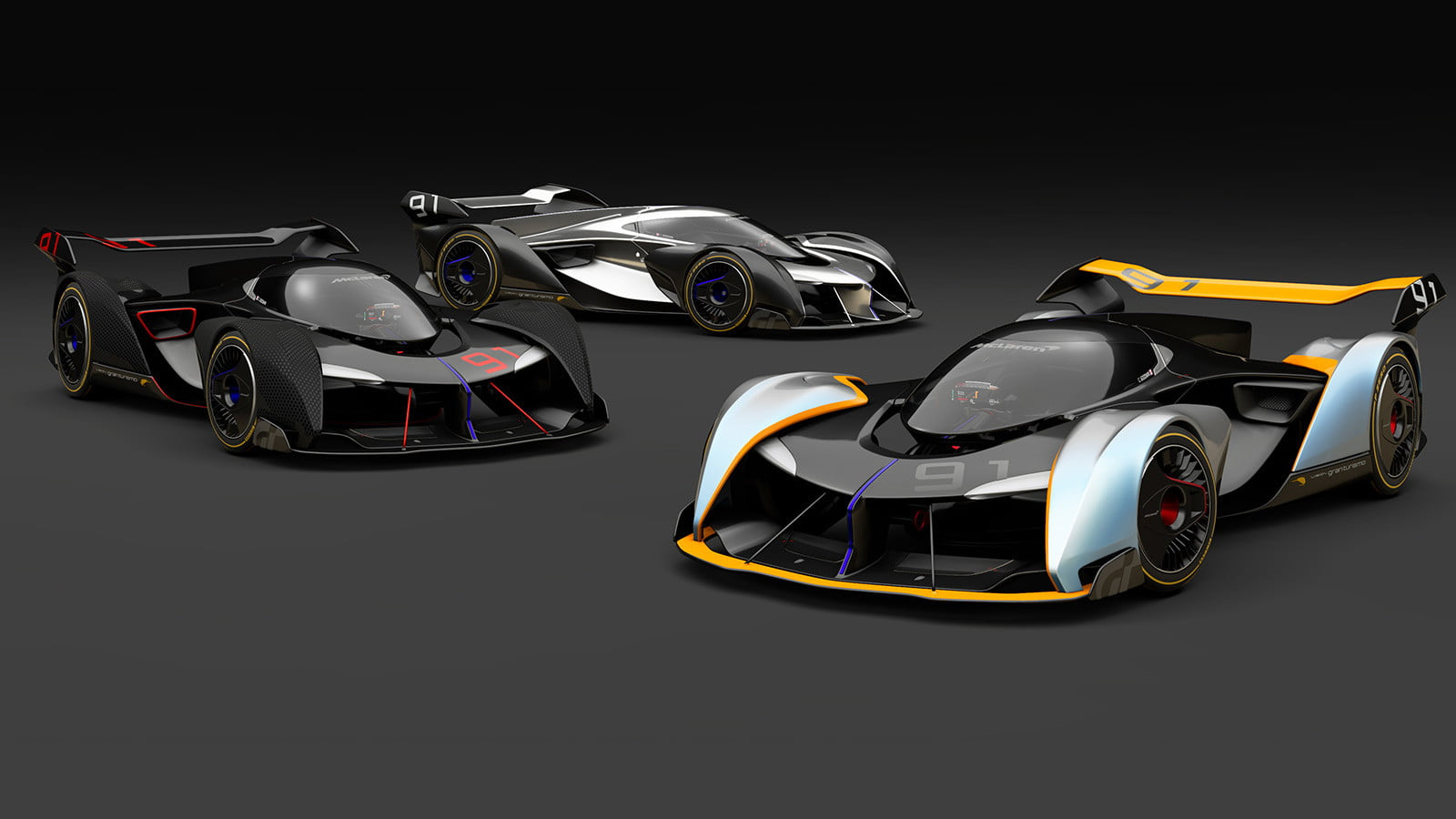 Mclaren S Ultimate Vision Gran Turismo Is A Virtual Look To The Future Digital Trends