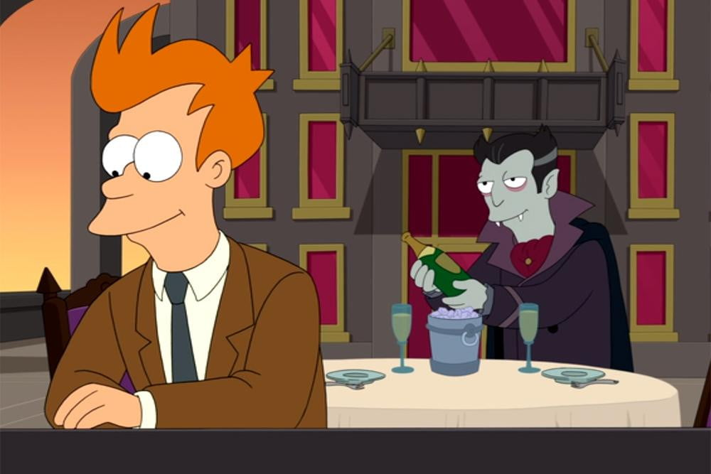 The 15 Best Futurama Episodes Meanwhile 2