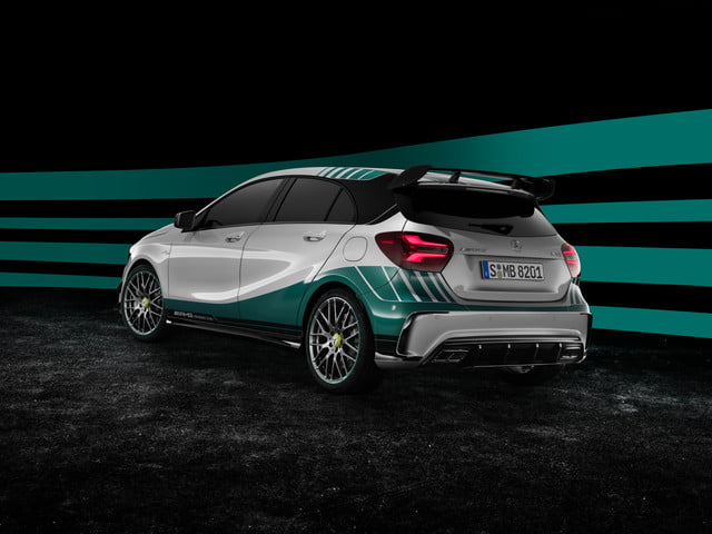 Mercedes-AMG A45 Champions Edition