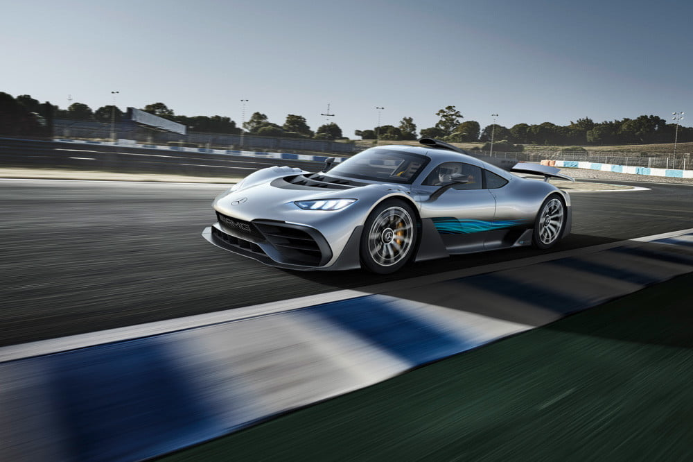 How The Mighty Project One Will Influence Mercedes Amgs Other Cars Amg Interview