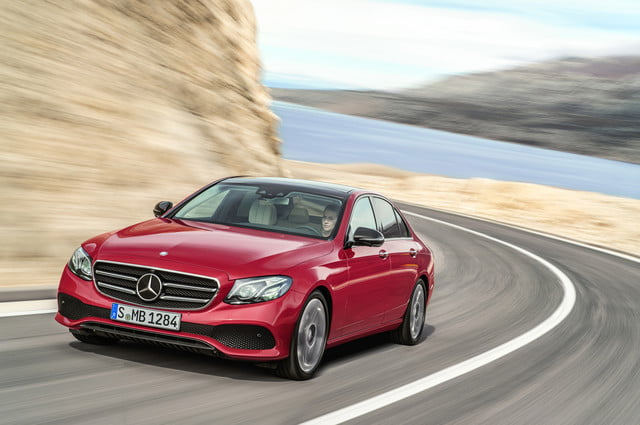 2017 Mercedes Benz E Cl
