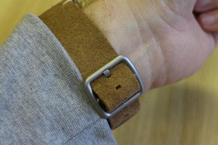 best apple watch bands meridio suede strap clasp
