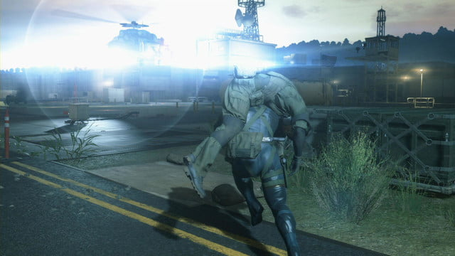 Metal Gear Solid V: Ground Zeroes screenshot 16