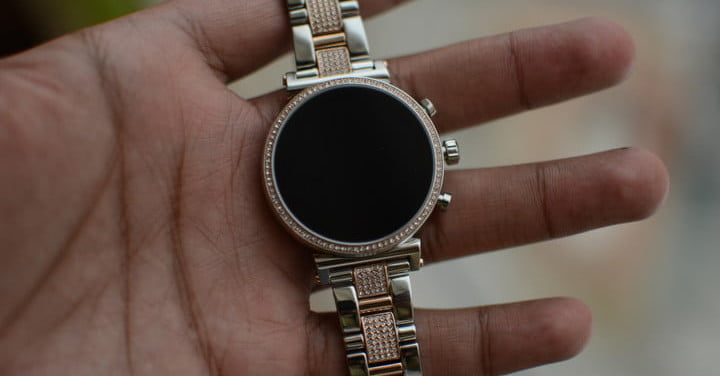 6d1ecd14ea56 CES 2019  Michael Kors Revamps Access Sofie Watch With New .