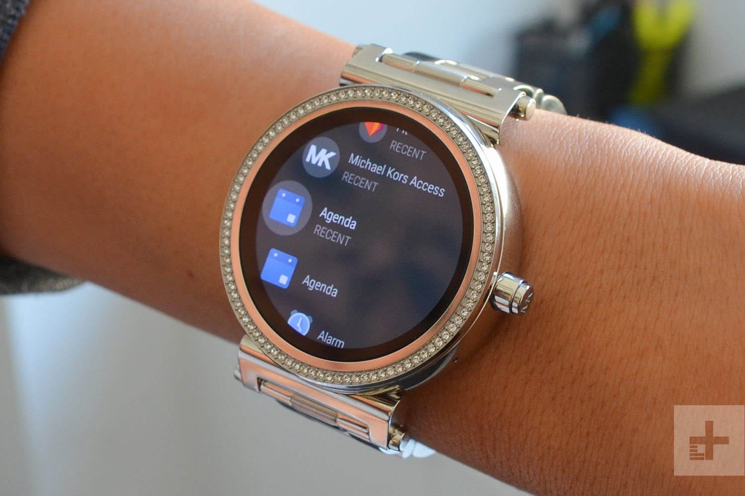 84360e3aa2b4 Michael Kors Launches Chatbot For Its Access Sofie Smartwatch ...