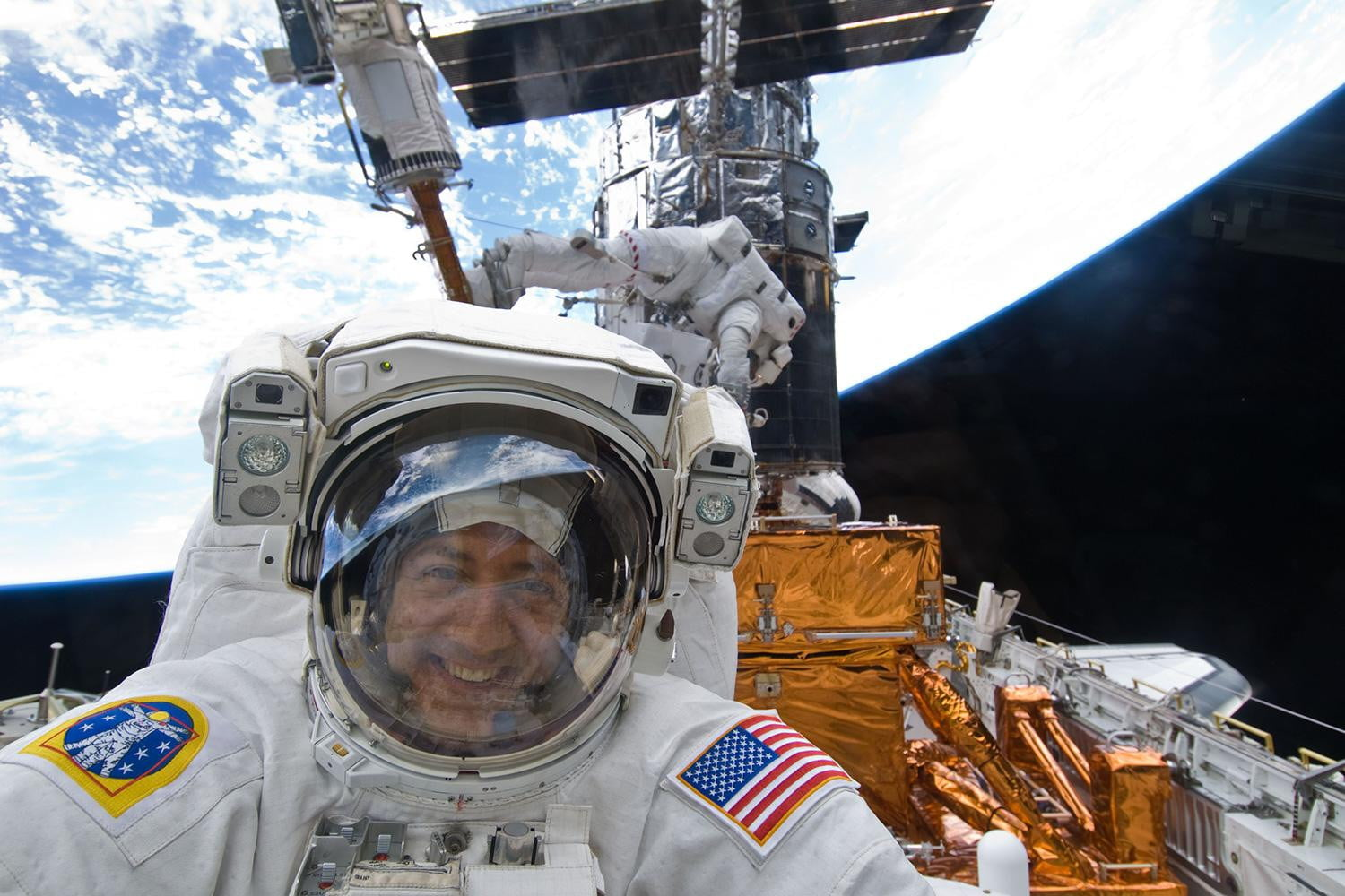 astronaut to space - photo #27