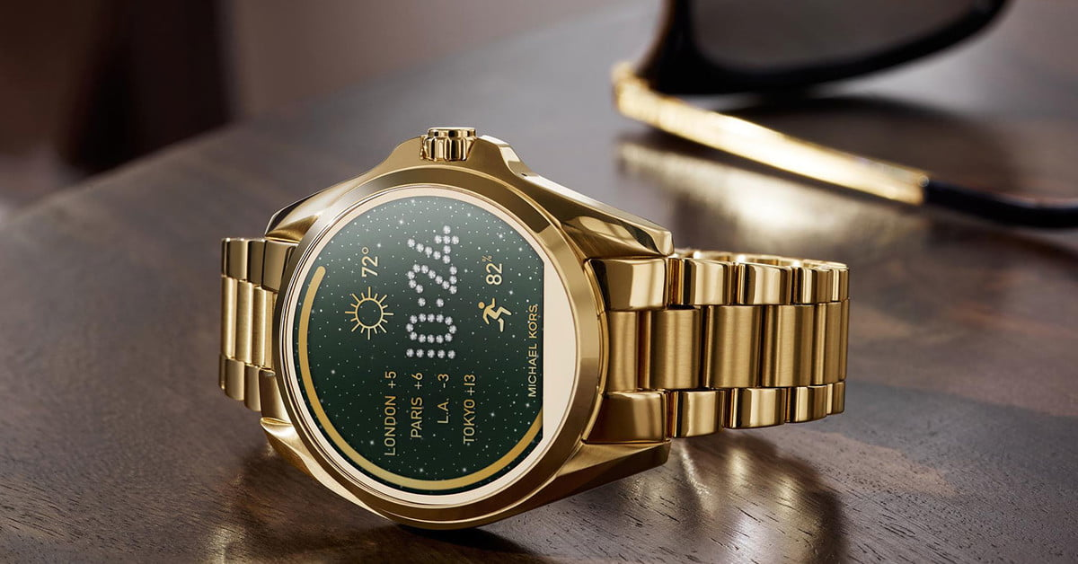 0b754b4ed9d8 Michael Kors Access Sofie and Access Grayson Smartwatches