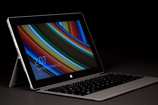 Microsoft Surface 2 front angle