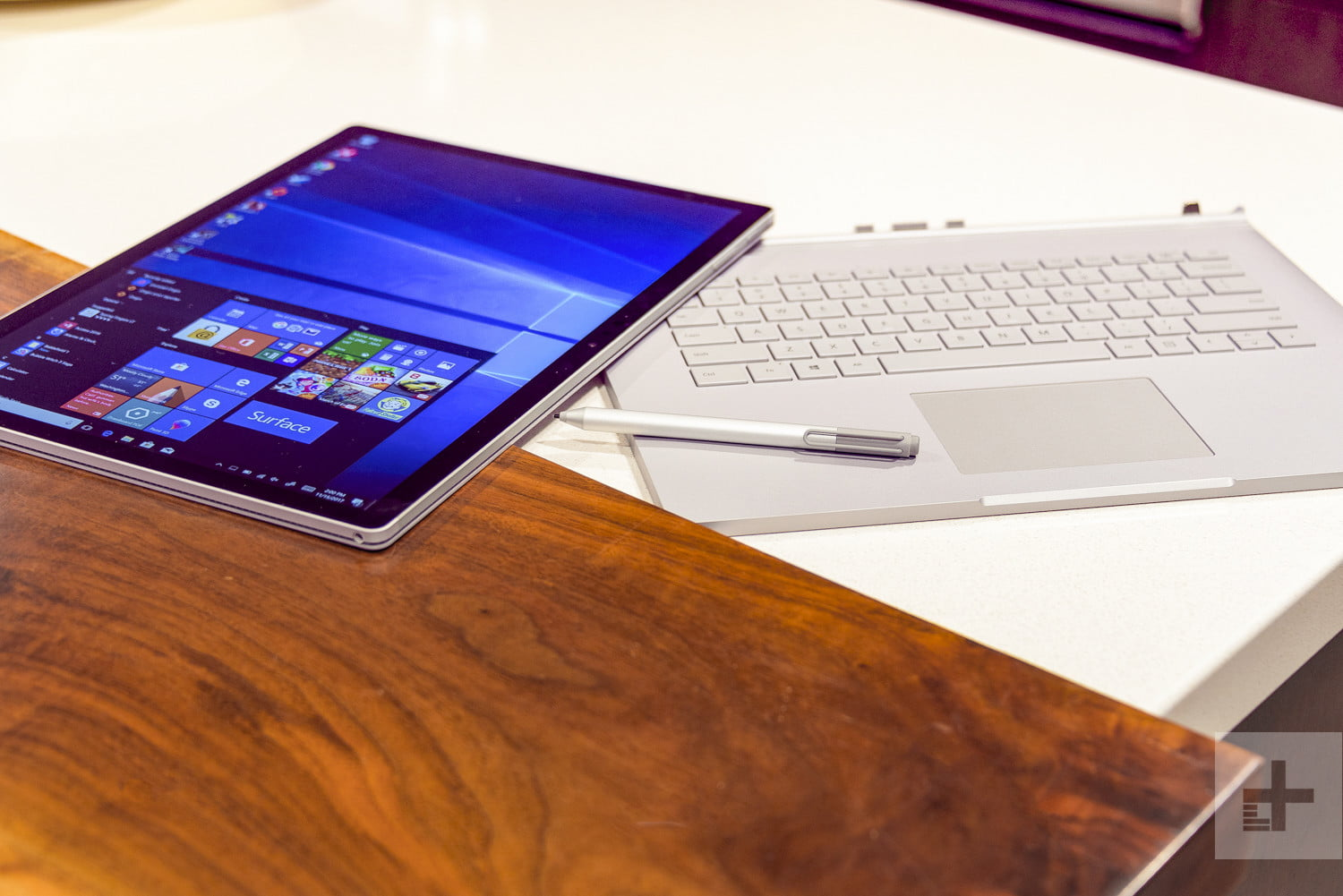 microsoft surface book 2 15 review worth every penny digital trends. Black Bedroom Furniture Sets. Home Design Ideas